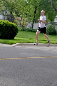 James 10k final mile